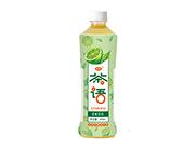 茉晨茶�Z金桔��檬味�t茶�料500ml