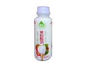 乳果派醇草莓果粒发酵酸奶饮品310ml