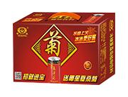 椰星冰糖夏桑菊凉茶植物饮料310ml×12罐