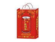 椰星广东凉茶植物饮料310ml×24罐手提袋