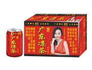 椰星广东凉茶植物饮料箱装