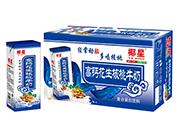 椰星高钙花生核桃牛奶利乐包250ml简箱