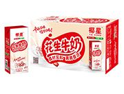 椰星花生牛奶利�钒�250ml�箱
