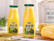 品世玉米�{250ml小方瓶