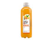 体适壹号低糖香橙柠檬复合果汁饮料420ml