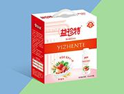 珍�u益珍特草莓味果粒酸奶�品310ml×10瓶