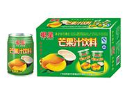 椰星芒果汁�料250ml×12x20x24罐
