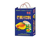 椰星芒果汁�料250ml×24罐手提袋