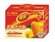 椰星芒果汁饮料礼盒