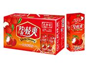 乐加壹荔枝爽饮料利乐包250ml礼盒