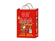 椰星荔枝爽水果饮料245ml×24罐手提袋