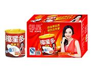 椰星多椰果王水果饮料200gx12x24罐