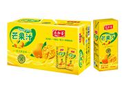 乐加壹芒果汁饮料利乐包250ml礼盒