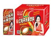 椰星果粒红毛丹水果平安电竞游戏960g简箱