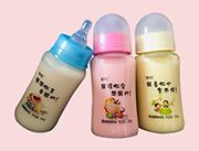 甄秀发酵酸奶饮品260g奶嘴瓶