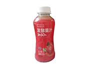 吾畅山楂汁发酵果汁饮料380ml