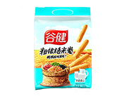 谷健粗�Z糙米卷160g(牛奶�A心)