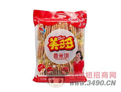 美多多香米饼208g