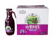 山果�r代�{莓汁�料1.5L×6瓶