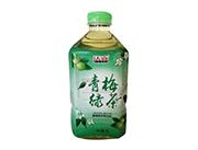 沃森青梅绿茶味饮料1L