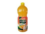 沃森优果橙橙味饮料2.5L