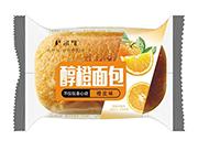 恬尔甜橙皮味醇玉豆面包散称