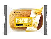恬尔甜玉米味醇玉豆面包散称