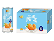 维维坚果杏仁露植物蛋白饮料240ml×20罐