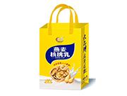 维维燕麦核桃乳植物蛋白饮料手提袋