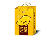 维维粒粒芒果果汁饮料手提袋