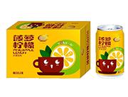 维维菠萝柠檬水果饮料310ml×20罐