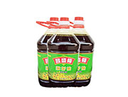 昌盛隆菜籽油5L