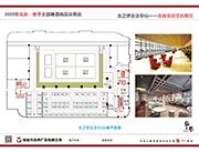 成都龙之梦酒店会议中心3楼平面图