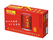 优越广东凉茶箱装