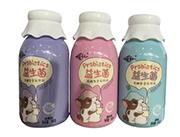 福淋益生菌发酵型含乳饮品380g瓶装