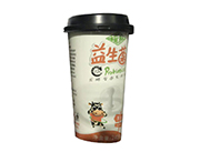 福淋益生菌原味发酵型复合乳饮品245g