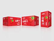 加德利山楂汁箱装