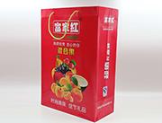 富家红混合果手提礼盒