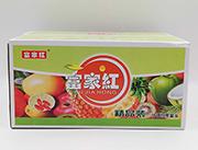 富家红什锦水果罐头箱装