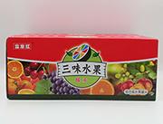 富家红组合水果罐头箱装