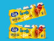 捷世冠草莓味益生菌酸奶�品270ml