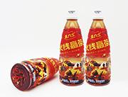 果力士火线赢茶复合果味饮料360ml瓶装