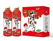 立仁山楂熟了山楂汁饮料1.25L×6瓶