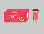 汇升-蜜桃红柚茶