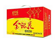 王老吉金银花植物饮料310ml×12罐