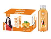 中�W�r橙益生菌�l酵�秃瞎�汁�料410ml×15瓶