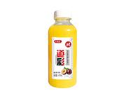 令德堂道彩益生菌发酵百香果汁饮料410ml