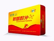 瑞年氨基酸片198片盒�b