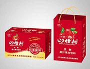 程仕山楂树果汁果肉饮料