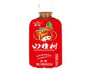 程仕山楂树果汁果肉饮料350ml